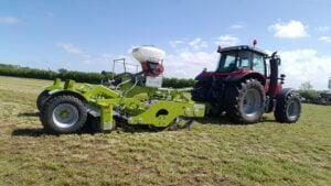 Alstrong Auctus Grassland Rejuvenation Machine