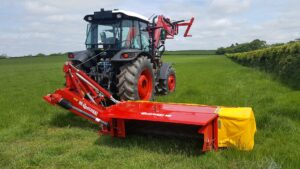 Enorossi DMC6 Disc Mower with Roller Conditioner