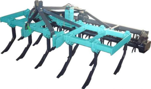 Nardi NFR Ripper Cultivator with Rear Roller