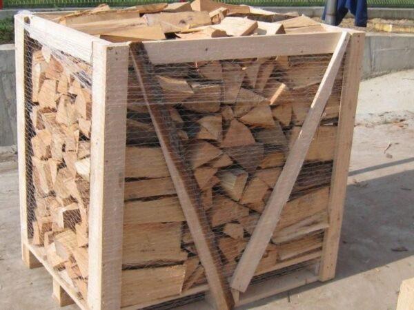 Spiders Net Fire Wood Netting