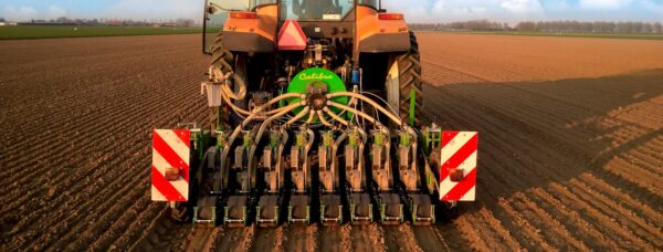 SFOGGIA Calibra Precision Vegetable Drill