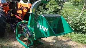 GL&D Titan 3pt Linkage Mounted Woodchippers